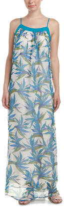 Ella Moss Chiffon Silk Tank Dress