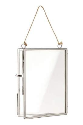 H&M Metal Photo Frame - Silver-colored