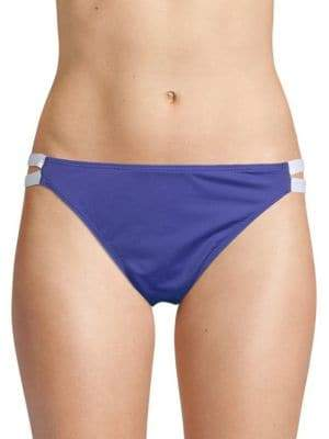 Juicy Couture Logo Graphic Bikini Bottom