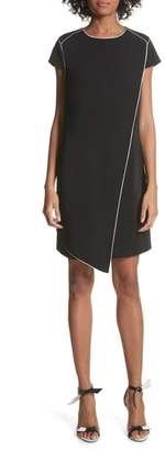 Ted Baker Artiro Asymmetrical Shift Dress