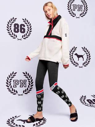 Online Exclusive! PINK Nation Cotton Logo Legging