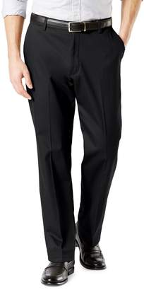 Dockers Classic-Fit Pleated Stretch Pants