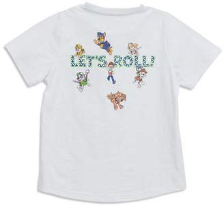 Sovereign Code x Nickelodeon Boys' PAW Patrol© Let's Roll Graphic Tee, Little Kid - 100% Exclusive