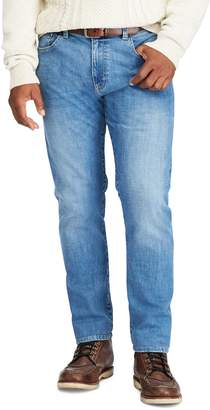 Chaps Big & Tall Classic-Fit 5-Pocket Stretch Jeans