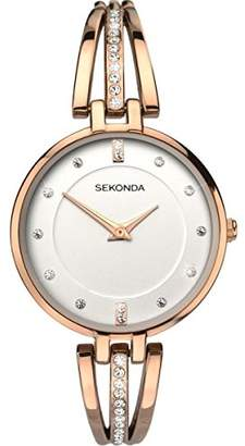 Sekonda Womens Analogue Classic Quartz Watch with None Strap 2468.27