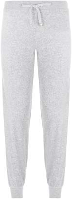 Juicy Couture J Bling Velour Tapered Sweatpants