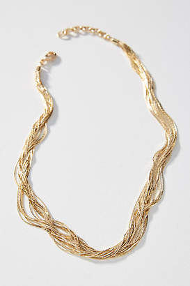 Anthropologie Logan Layered Necklace