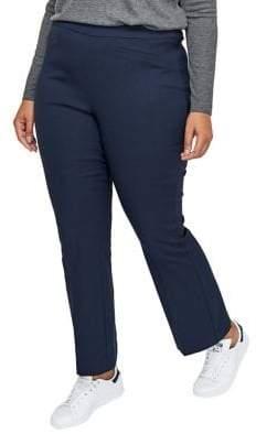 Addition Elle Michel Studio Plus Kick Flare Stretch Pants