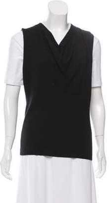 Lela Rose Cashmere Knit Vest