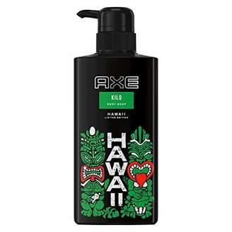 Axe (アックス) - アックス フレグランス ボディソープ キロ ポンプ (アクアグリーンの香り) 400g