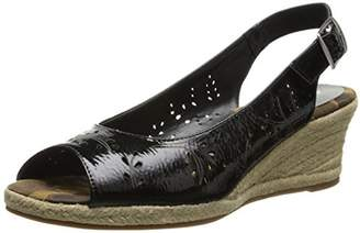 Easy Street Shoes Women's Sedona Wedge Sandal
