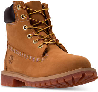 "Timberland (ティンバーランド) - Timberland Boys' 6"" Classic Boots from Finish Line"