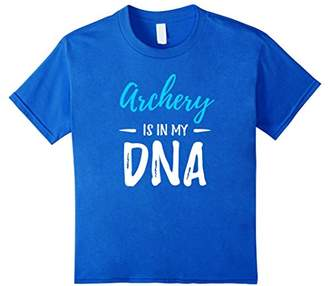 IDEA Archery Is In My DNA T-Shirt Funny Gift
