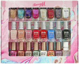 Barry M Nail Polish Gift Set x 30