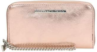 Marc Ellis Copper Laminated Leather Wallet