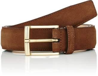 Crockett Jones Crockett & Jones Men's Suede Belt