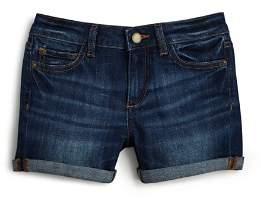 DL1961 Girls' Piper Cuffed Shorts - Big Kid