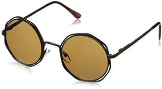 A.J. Morgan Clayton Round Sunglasses $24 thestylecure.com