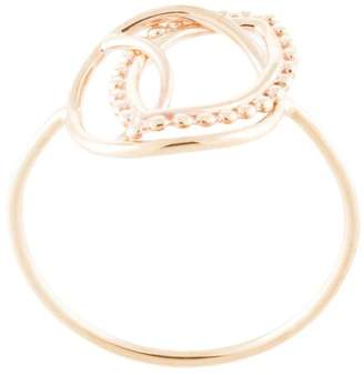 Aster Natalie Marie 9kt yellow gold ring