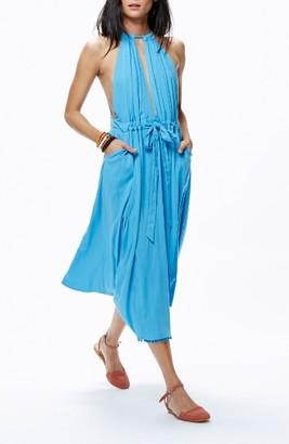 Women's Free People Spring Love Drape Dress $168 thestylecure.com