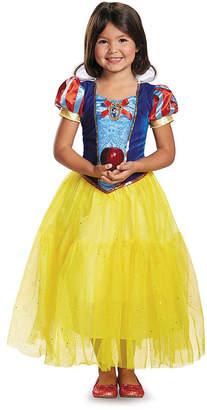 BuySeasons Disney Snow White Deluxe Sparkle Toddler Girls Costume