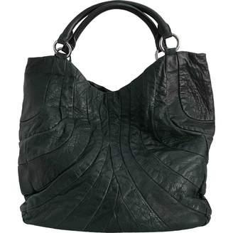 Miu Miu Leather Tote