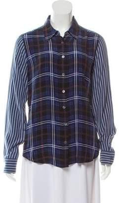 5f942dd091745 Equipment Silk Shirt - ShopStyle Canada