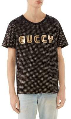 Gucci SEGA Logo Cotton Tee
