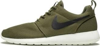 Nike Roshe Run Green/White