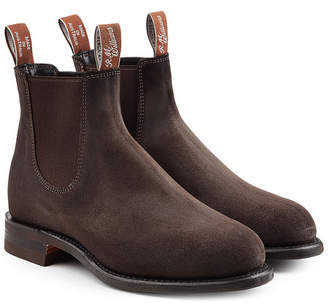 R.M. Williams Comfort Turnout Leather Boots