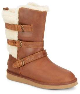 UGG Becket Leather Mid-Calf Boots