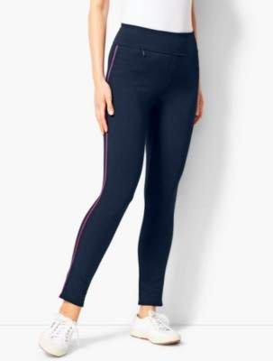 Talbots French Terry Legging
