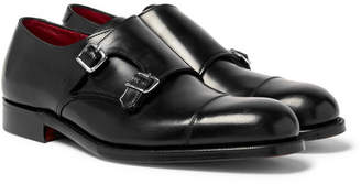 Grenson Hanbury Monk-Strap Shoes