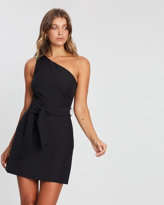Atmos & Here Julianne One Shoulder Dress