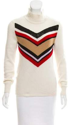 Giambattista Valli Cashmere Embellished Sweater