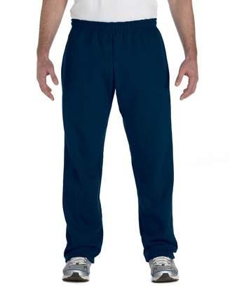 Gildan Heavy Blend 8 oz, 50/50 Open-Bottom Sweatpants, 2XL