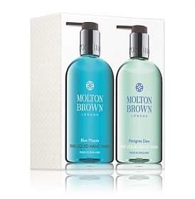 Molton Brown Blue Maquis & Pettigree Dew Hand Care Duo Set