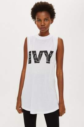 Ivy Park Layer Logo Sleeveless Tank Top