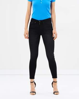 Polo Ralph Lauren High-Rise Skinny Denim Jeans