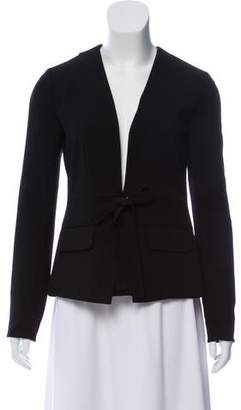 Yigal Azrouel Front Tie Jacket