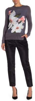 Ted Baker Velvet Suit Trousers