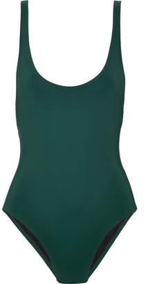 Karla Colletto Swimsuit - Emerald
