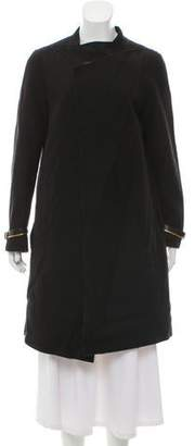 3.1 Phillip Lim Wool Knee-Length Coat