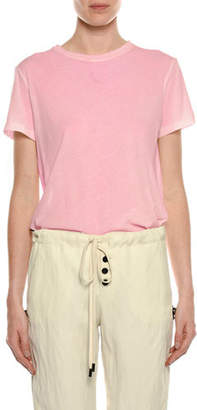 Tom Ford Crewneck Short-Sleeve Cotton T-Shirt