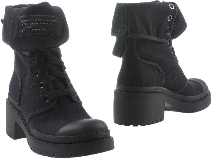 Marc By Marc JacobsMARC BY MARC JACOBS Ankle boots