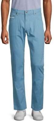 Bugatti Modern-Fit Five-Pocket Jeans