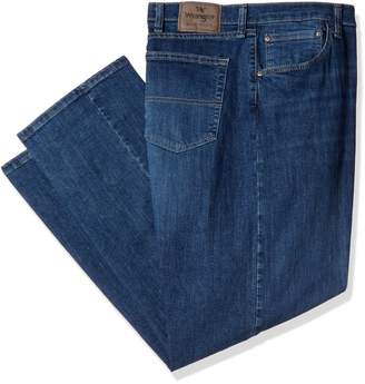 Wrangler Men's Big-Tall Authentics Big & Tall Classic Relaxed Fit Jean