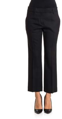 True Royal Wool Trousers
