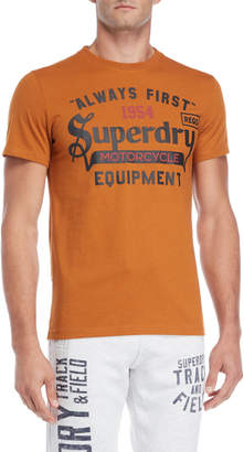 Superdry Always First Graphic Tee