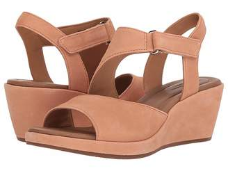 Clarks Un Plaza Sling Women's Wedge Shoes
